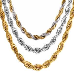 cadenas plata ➤ Analiza precio para comprar con LIBRERIAESOTERICA.NET
